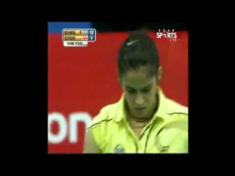 IBL 2013  Hyderabad Hotshots vs pune piston women single's semi final game 1 mp4