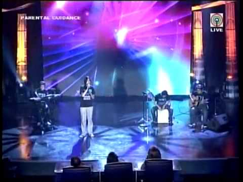 """EZRA BAND - 7th Finalist in Pilipinas Got Talent - """"Warrior is a Child"""" May 23 2010"""