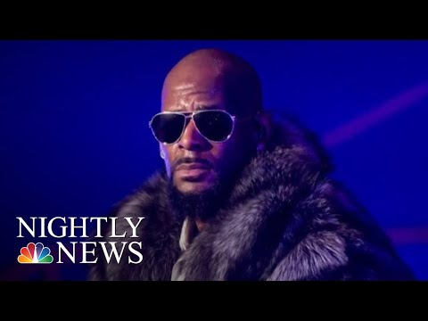 Sony Parts Ways With R. Kelly | NBC Nightly News