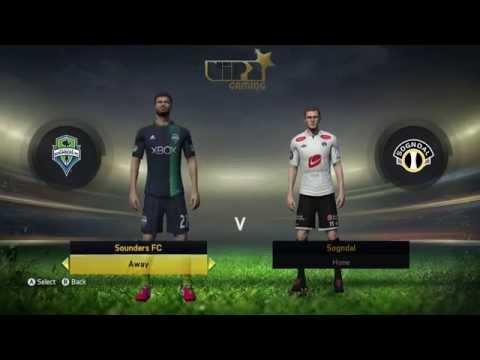 Fifa 15 - All MLS Teams & Kits