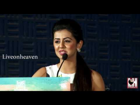 Velainu Vandhutta Vellaikaaran Press Meet | Nikki Galrani Speech