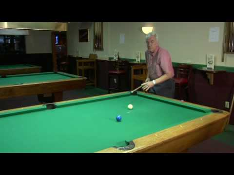How to Play Billiards : How to Stroke the Pool Cue