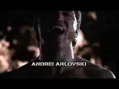 Affliction BANNED Arlovski IS IN! Fedor vs Sylvia HQ Trailer Video