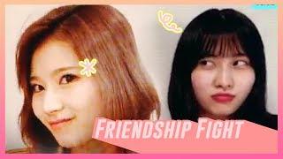 [繁中/Eng] TWICE Sana Momo鬥氣合集|SaMo Friendship Fight