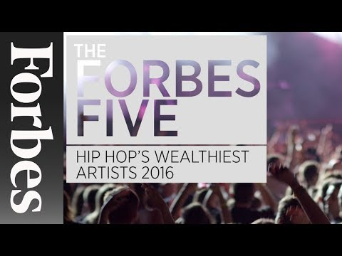 Drake Is the Newest Member on Forbes Five Wealthiest Hip Hop Artists List news