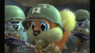 Conker: Live and Reloaded - D-Day Parody