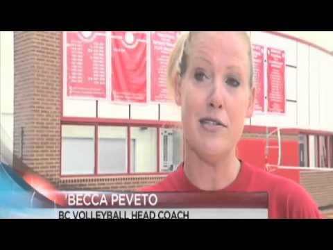 Bridge City High School hosts volleyball camp