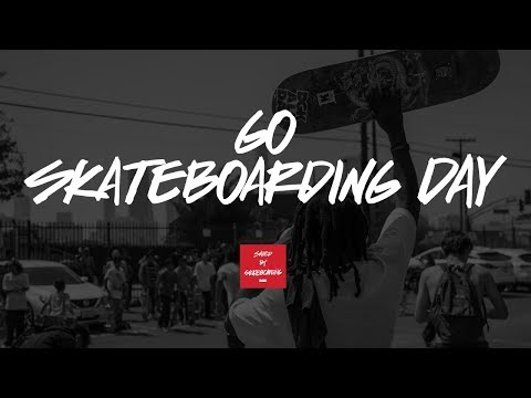 DGK - Go Skateboarding Day - Saved by Skateboarding