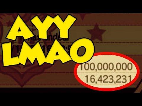 100 MILLION POKEMON MISSION FAIL!!!