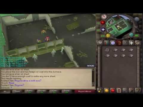 Runescape 2007:Money Making Guide-300k an hour 99% AFK!!!!!!