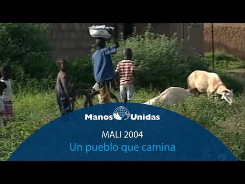 2004- Mali -Un pueblo que camina - Pueblo de Dios TVE y Manos Unidas