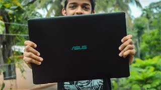 Asus F570 (Gaming Laptop) UNBOXING & Initial Impressions! Cheapest Gaming Laptop?
