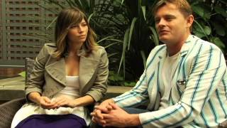 DP/30 @ Toronto '09: Easy Virtue, director/co-writer Stephan Elliott, actor Jessica Biel