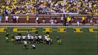 2007: Appalachian State v. Michigan (Drive-Thru)