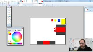 Creating A Level for the Mr. G Simple Platformer on Scratch