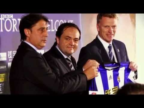 David Moyes - BBC Football Focus