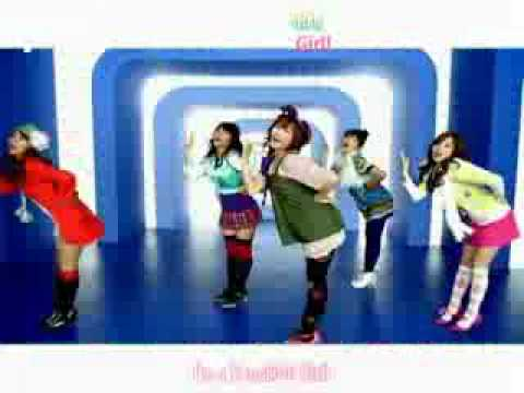 Lagu Korea Kara video