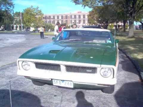falcon COUPE XB John Goss SPECIAL EMERALD  GREEN