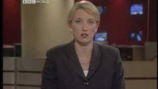 BBC News overnight edition with Martine Croxall(2001)