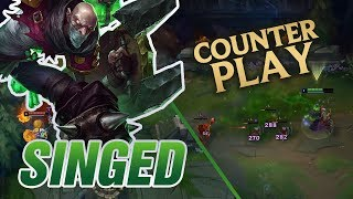 How to Counter Singed: Mobalytics Counterplay