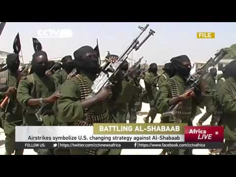 The role of the US in Somalia