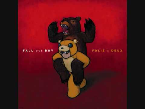 Speedy Fall Out Boy - Folie a Deux - Tiffany Blews