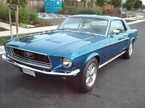 1965 blue mustang from the outsiders | www.pixshark.com