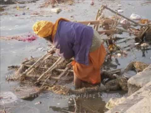 Ganga ( River pollution )