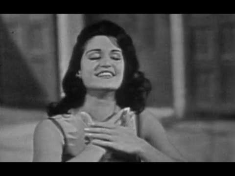 Dalida - Buenas noches mi amor (live)