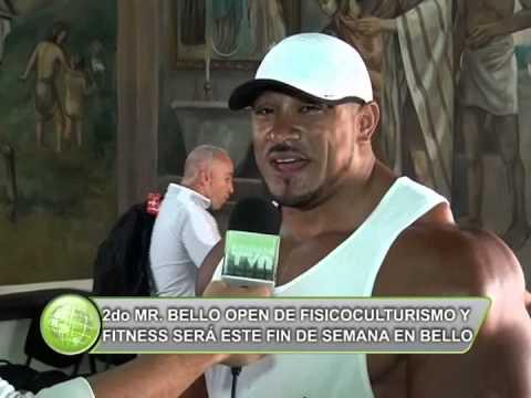 2do MISTER BELLO OPEN DE FISICOCULTURISMO Y FITNESS SERÁ ESTE FIN DE SEMANA EN BELLO