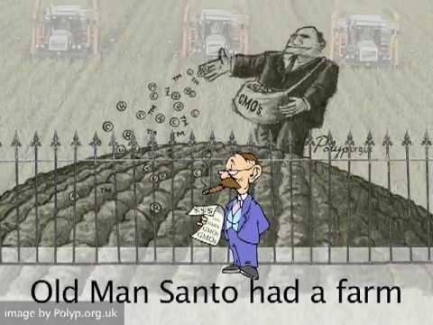 Old Man Santo Had A Farm video