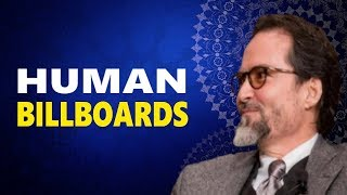 Video: Human Billboards: Degraded, shameless people with no dignity - Hamza Yusuf