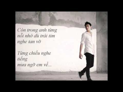 Doi Thay - Noo Phuoc Thinh ( with lyrics)