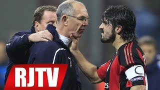 Gennaro Gattuso ● Best Fight Moments ● RJTV