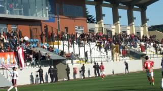 Feriköy-Paşabahçe maç tribün olayları
