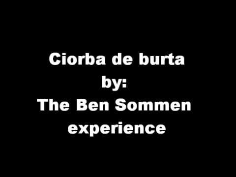 Ciorba De Burta (song) video
