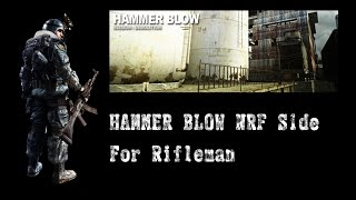 AVAグレ.com 「HAMMER BLOW NRF Side」 For Rifleman