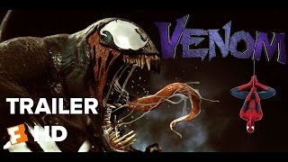 Venom Official Fan Made Trailer - (2018) Ronny Yu Movie