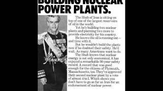 روایتی از دکتر ناصر امینی در مورد انرژی هسته ای در ایران