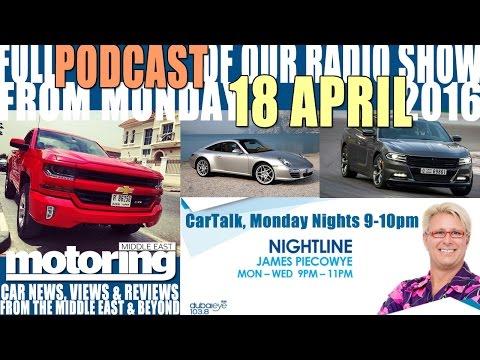 Car Talk Radio Show Podcast from 18 Apr 2016 on Dubai Eye