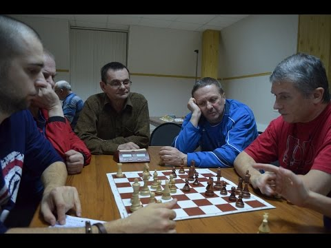 Zelenograd 2014. Chess Deaf Russia Training. FIDE tnmt Spring 2014, sauna, sport, analyse