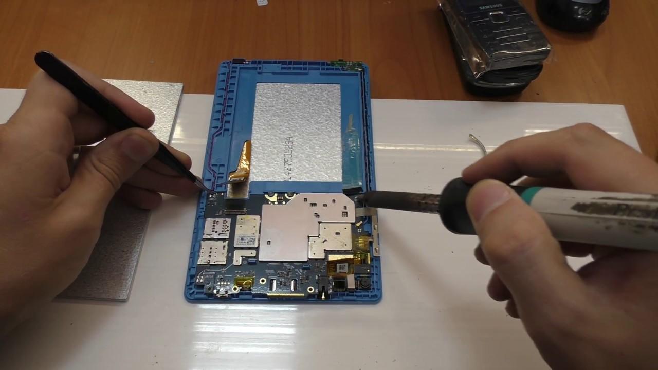 Ремонт планшетов леново своими руками 83