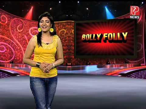 P7 News Anchor Kanikka Malhhotra doing Entertainment Show Bollyfolly