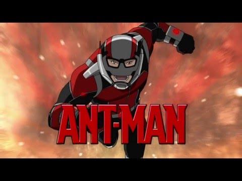 Великий Человек-паук - Человек-Муравей - Сезон 3 Серия 18 | Marvel