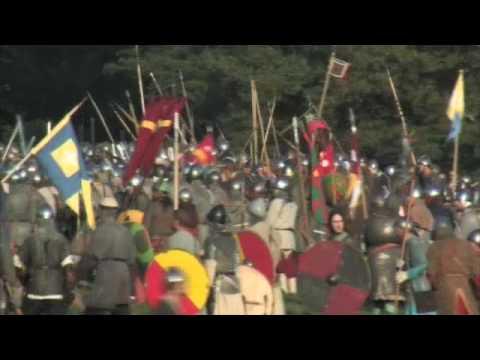 Aufnahmen von: Battle of Hastings English Heritage Hastings, England, 2006 und Goslar 2006 Musik von www.musica-vulgaris.de Gewidmet den Frauen und Männern d...