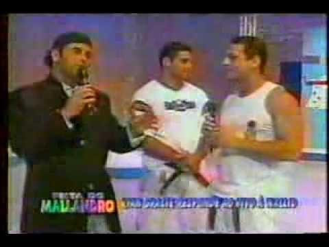Wallid Ismail e Ryan Gracie [Discuss�o no programa do Malandro]