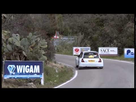 Shakedown Rally Elba IRC 2014