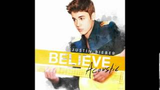 Justin Bieber - Nothing Like Us OFFICIAL Believe acoustic...VEVO