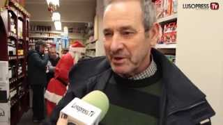 Vinho, bolo rei e muitos doces: Supermercado Euroalimentar dá a provar os sabores do Natal português