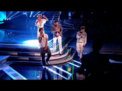 Teams Danny and Jessie Group Performance Teaser - The Voice UK - Live Show 3 Results - BBC One